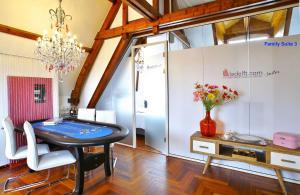 Luxury Apartments Delft Family Houses, Ferienwohnungen  Delft - big - 22