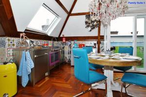 Luxury Apartments Delft Family Houses, Ferienwohnungen  Delft - big - 21