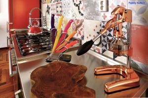 Luxury Apartments Delft Family Houses, Ferienwohnungen  Delft - big - 16