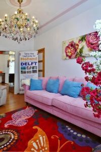 Luxury Apartments Delft Family Houses, Ferienwohnungen  Delft - big - 29