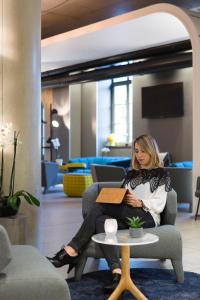 Novotel Saint Brieuc Centre Gare, Hotels  Saint-Brieuc - big - 33