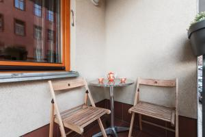 Cozy Apartments with Private Garage, Apartmány  Praha - big - 51