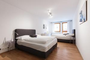 Cozy Apartments with Private Garage, Apartmány  Praha - big - 49