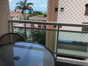 Portal Meireles 402, Апартаменты  Форталеза - big - 2