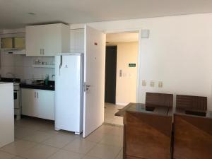 Portal Meireles 402, Apartmanok  Fortaleza - big - 5