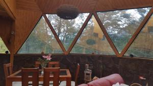 Domo Antu Mahuida, Chaty v prírode  Melipeuco - big - 12