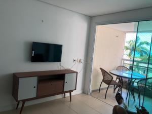Portal Meireles 402, Apartmanok  Fortaleza - big - 8