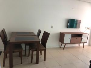 Portal Meireles 402, Apartmány  Fortaleza - big - 13
