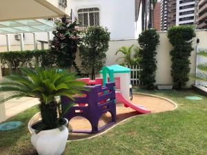 Portal Meireles 402, Апартаменты  Форталеза - big - 22