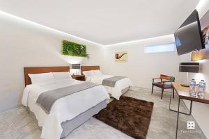 Hotel Urban 101, Hotely  Chetumal - big - 4