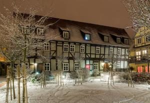 Maria Aurora, Hotels  Quedlinburg - big - 30