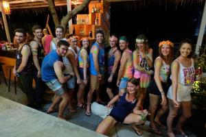 Smile Hostel Koh Phangan, Hostelek  Bantaj - big - 61