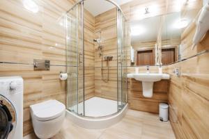 Apartamenty Sun & Snow Rezydencja Park, Appartamenti  Mielno - big - 53