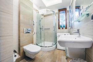 Apartamenty Sun & Snow Rezydencja Park, Appartamenti  Mielno - big - 17
