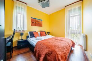 Apartamenty Sun & Snow Rezydencja Park, Appartamenti  Mielno - big - 13