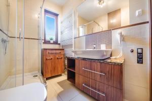 Apartamenty Sun & Snow Rezydencja Park, Appartamenti  Mielno - big - 12