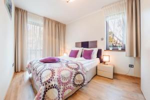 Apartamenty Sun & Snow Rezydencja Park, Appartamenti  Mielno - big - 5