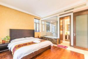 Xinyue Lijing Apartment, Apartments  Sanya - big - 5