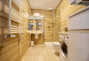 Apartamenty Sun & Snow Rezydencja Park, Appartamenti  Mielno - big - 52