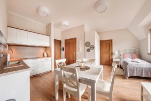 Apartamenty Sun & Snow Rezydencja Park, Appartamenti  Mielno - big - 22