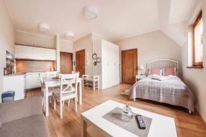 Apartamenty Sun & Snow Rezydencja Park, Appartamenti  Mielno - big - 21