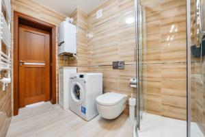 Apartamenty Sun & Snow Rezydencja Park, Appartamenti  Mielno - big - 48