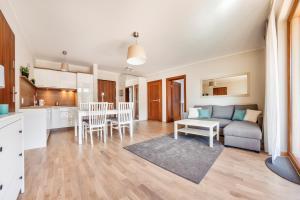Apartamenty Sun & Snow Rezydencja Park, Appartamenti  Mielno - big - 41