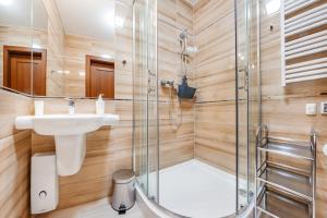 Apartamenty Sun & Snow Rezydencja Park, Appartamenti  Mielno - big - 38