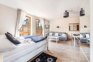 Apartamenty Sun & Snow Rezydencja Park, Appartamenti  Mielno - big - 37