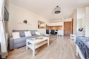 Apartamenty Sun & Snow Rezydencja Park, Appartamenti  Mielno - big - 36