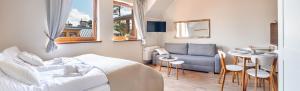 Apartamenty Sun & Snow Rezydencja Park, Appartamenti  Mielno - big - 79