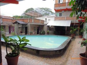 Hotel Los Arcos, Hotels  Jalcomulco - big - 26