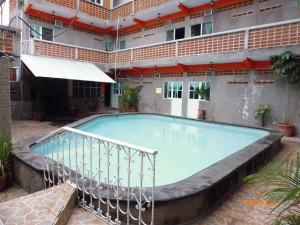 Hotel Los Arcos, Hotels  Jalcomulco - big - 28