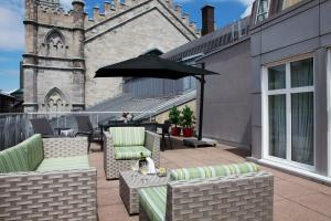 Le Saint-Sulpice Hotel Montreal, Hotel  Montréal - big - 42