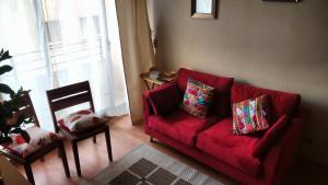 Alameda Lastarria, Apartments  Santiago - big - 16