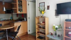 Alameda Lastarria, Apartments  Santiago - big - 2