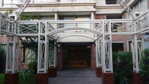 Alameda Lastarria, Ferienwohnungen  Santiago - big - 17