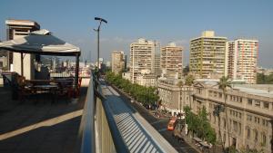 Alameda Lastarria, Ferienwohnungen  Santiago - big - 14
