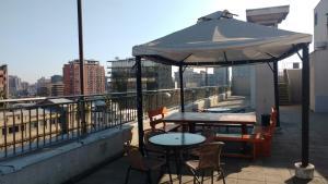 Alameda Lastarria, Apartments  Santiago - big - 13