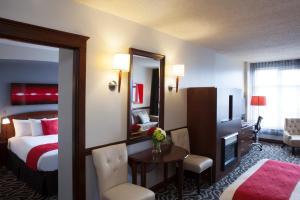 Le Saint-Sulpice Hotel Montreal, Szállodák  Montréal - big - 44
