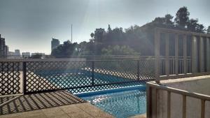Alameda Lastarria, Ferienwohnungen  Santiago - big - 12