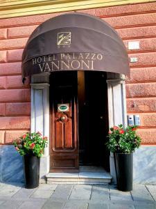 Hotel Palazzo Vannoni, Szállodák  Levanto - big - 24