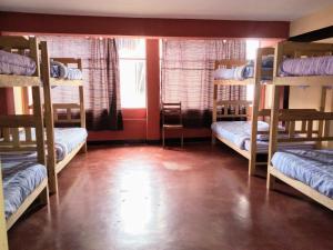 Hostal Campo Base Huaraz, Bed & Breakfasts  Huaraz - big - 11