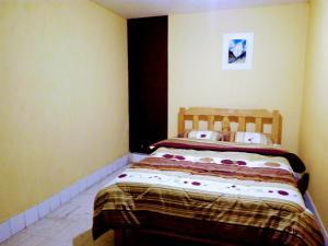 Hostal Campo Base Huaraz, Bed & Breakfasts  Huaraz - big - 8