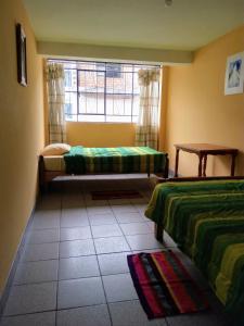 Hostal Campo Base Huaraz, Bed & Breakfasts  Huaraz - big - 6