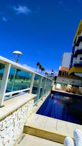 Studio Barra Bahia Flat, Aparthotely  Salvador - big - 17