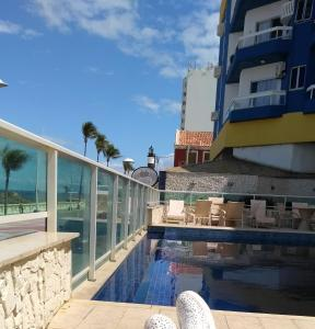 Studio Barra Bahia Flat, Aparthotels  Salvador - big - 21