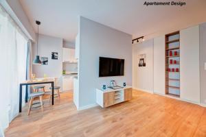 Apartamenty Design Targi MTP, Apartmanok  Poznań - big - 18