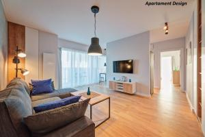 Apartamenty Design Targi MTP, Apartmanok  Poznań - big - 23