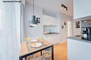 Apartamenty Design Targi MTP, Ferienwohnungen  Posen - big - 15